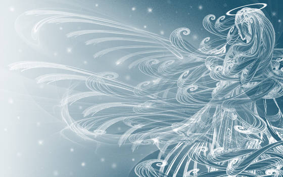 winter_s_angel___wallpaper_by_rockgem_d338s01-350t Anđeoski zapisi | Soul Art